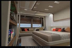 Home Yacht Interiors Design Interior Design Vip Cabin U2013 Andrew Trujillo Design