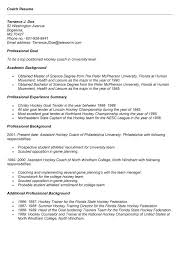 high resume sle for college head football coaching resume high sales coach lewesmr