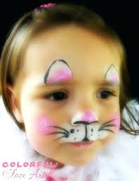 how to face paint best easy face painting ideas on kids face basic face painting face