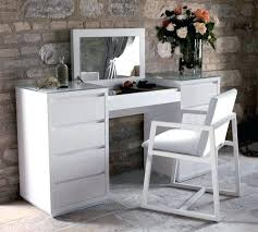 Glass Makeup Vanity Table Vanities White Dressing Table With Drawers Ikea White Makeup