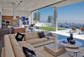 world of architecture large modern home with lovely city views