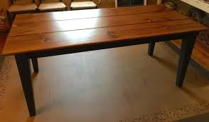 6 Ft Table Dimensions by 6 Foot Farm Table Kountry Kupboards
