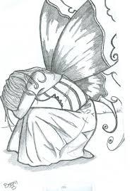 gallery easy pencil drawings of fairies drawing art gallery