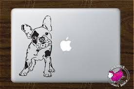 french bulldog sketch silhouette vinyl decal stickers