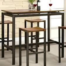 Pedestal Bar Table Beautiful High Top Bistro Table And Chairs Pedestal Pub Inside Oak