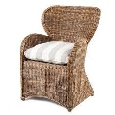 siege en rotin petit fauteuil en rotin siège en osier fauteuil en osier ou