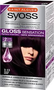 cheveux rouge acajou l u0027oréal paris préférence mousse absolue coloration rouge reflets