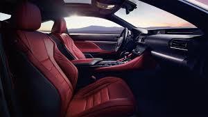 lexus rx red interior lexus f sport car range lexus uk