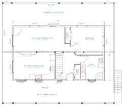 How To Draw A House Floor Plan House Floor Plan Besides 24 X 36 Plans Further Make My Own