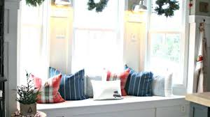 kitchen bay window decorating ideas bay window decor ideas irrr info