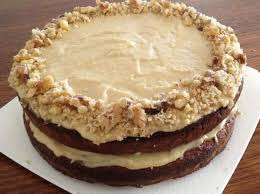 carrot cake with