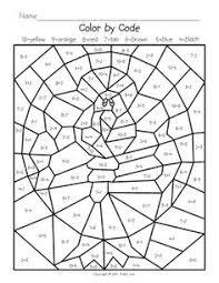 thanksgiving math coloring worksheets on easter worksheets for