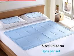 best bed sheets for summer 90 145cm large best ice cooling cool hot summer gelatin gelatum