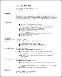 leasing agent resume 7 free creative apartment leasing consultant