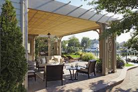 Outdoor Retractable Awnings Retractable Awnings In West Islip Shadefx Canopies