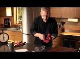 sur la table knife sharpening free bob kramer stoning your knife presented by zwilling ja henckels