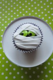 halloween mummy cake not too scary mummy cupcakes southern living