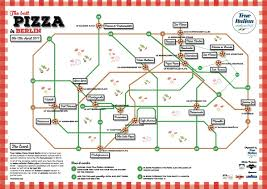 Berlin Metro Map by Past Events U2013 True Italian Berlin