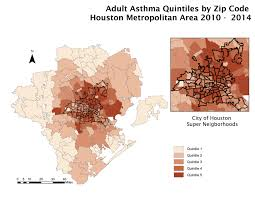 Traffic Map Houston What Maps Reveal About Houston U0027s Health Problems U2013 The Urban Edge
