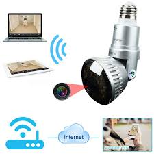 wifi camera light bulb socket 14 best led bulb security camera images on pinterest security