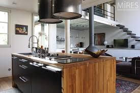 cuisine americaine design cuisine americaine design en collection et cuisine design bois