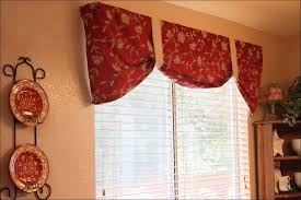 Kitchen Curtain Sets Clearance by Kitchen Kitchen Drapes Dark Red Curtains Kitchen Curtain