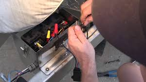 installation of a hopkins trailer breakaway kit battery charger