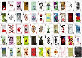 custom cards 8 best custom 52 cards images on cards