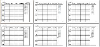 Meal Plan Excel Template 4 6 Weeks Meal Planner Ms Word Editable Template Word Excel