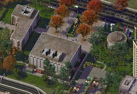council chambers and civic center simcity 4 buildings simtropolis