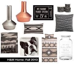 h u0026m home finally online design milk