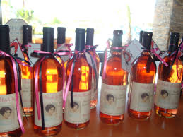 custom mini bottle birthday favors personalized by liquidcourage