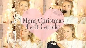 men s christmas gift guide mens christmas gift guide freddy my love youtube