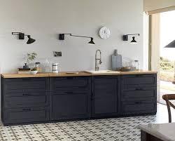 cuisine le roy merlin cuisine noir et bois free cuisine blanche et bois clair