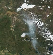 Canadian Wildland Fire Training by Wildfire Threatening Dominican Republic U0027s Highest City Nasa