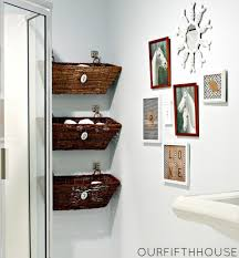 Decorative Bathroom Ideas by Diy Bathroom Ideas 7 Diy Practical And Decorative Bathroom Ideas