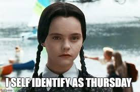 Wednesday Addams Meme - wednesday addams speaks out imgflip