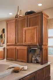 storage solutions details vanity vertical lift door cabinet