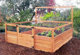 raised bed vegetable garden in oregon the garden inspirations