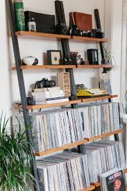 Storage Home Simple And Classy Ways To Store Your Vinyl Record Collection