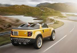 land rover iran new land rover defender edges nearer to 2016 debut as concept