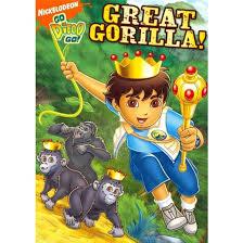 diego gorilla target