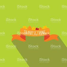 thanksgiving speech for award ribbon thanksgiving flat icon stock vector art 656550174 istock