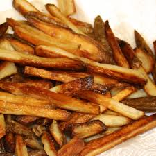 Home Fries by Crispy Oven Baked French Fries 3 Steps With Pictures