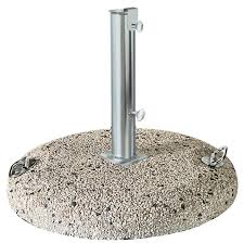 Patio Umbrella And Base Patio Umbrella Base Bc55m Bc80m Scolaro
