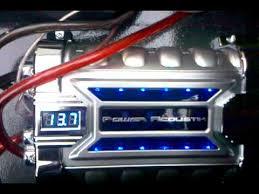 power acoustik system youtube