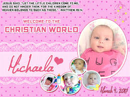 layout for tarpaulin baptismal michaela christening tarpaulin by aleksite on deviantart