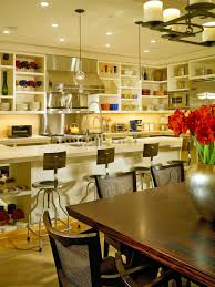 Kitchen Shelves Instead Of Cabinets by Open Kitchen Shelving Units The Positive Side Of Open Kitchen