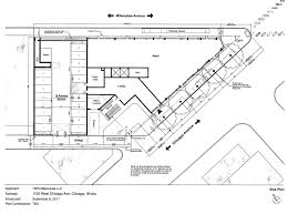 Floor Plans With Porte Cochere Map Of Building Projects Properties And Businesses In 27th Ward