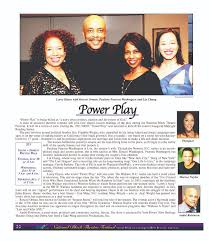 is michelle grace harry african american african american playwright lorey hayes power play